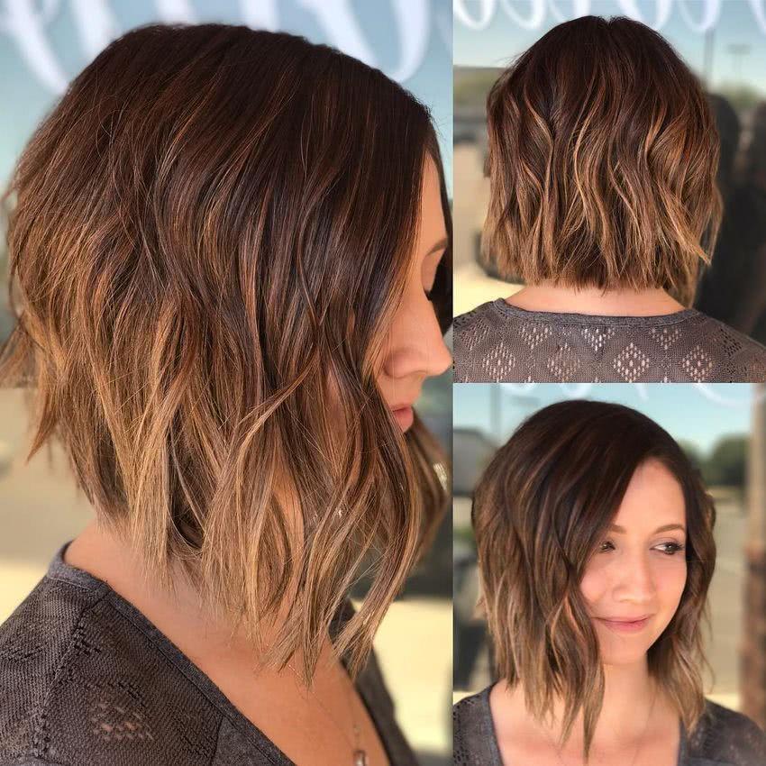 Corte de pelo de corto a largo
