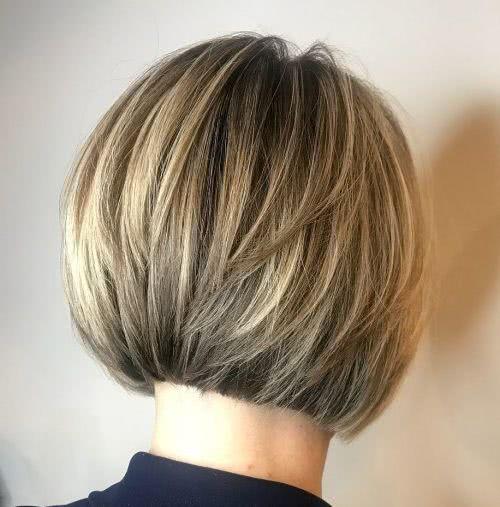 Cortes de pelo corto hasta el cuello