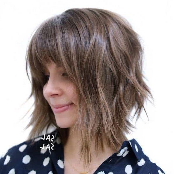 Ultimos cortes de cabello mujer