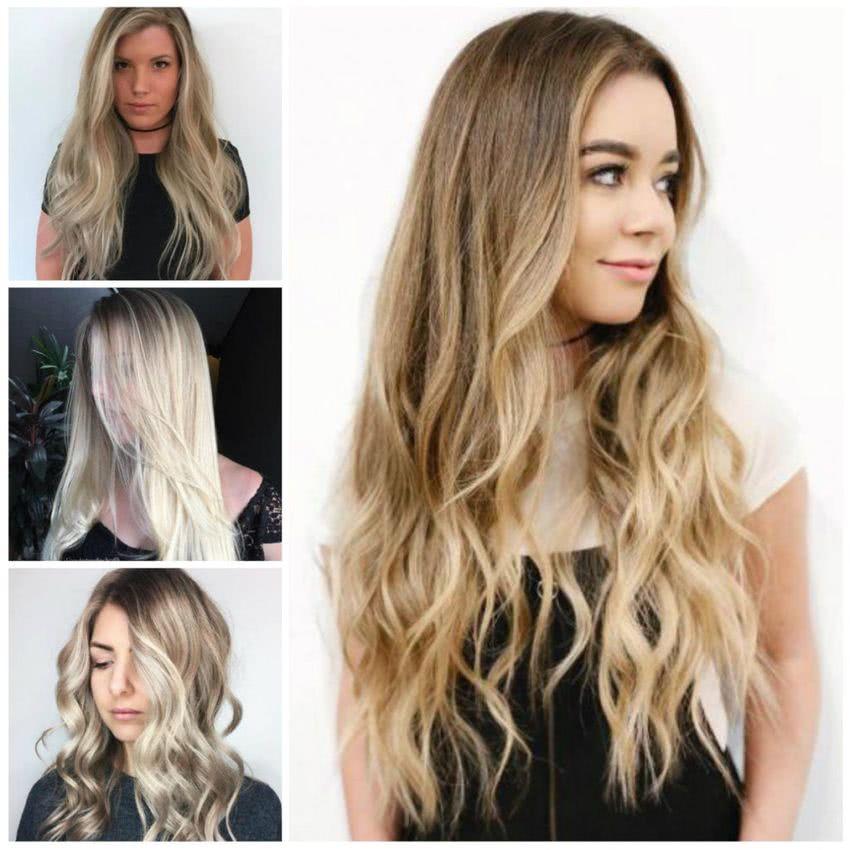 Cortes de cabello con ondas 2019