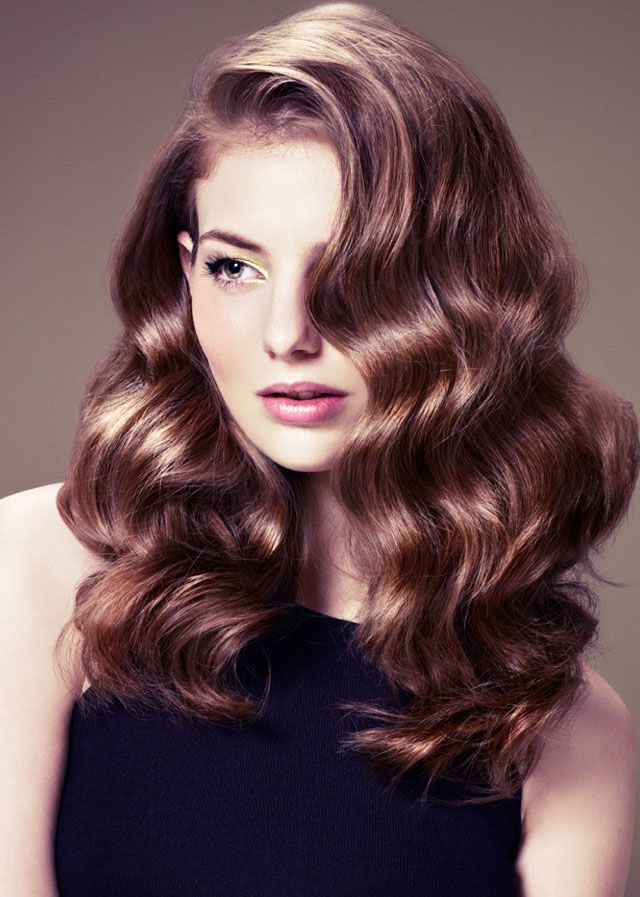 Creativo peinados de ondas Fotos de los cortes de pelo de las tendencias - Peinados con ondas 2021 - tendencias y fotos | loaNah